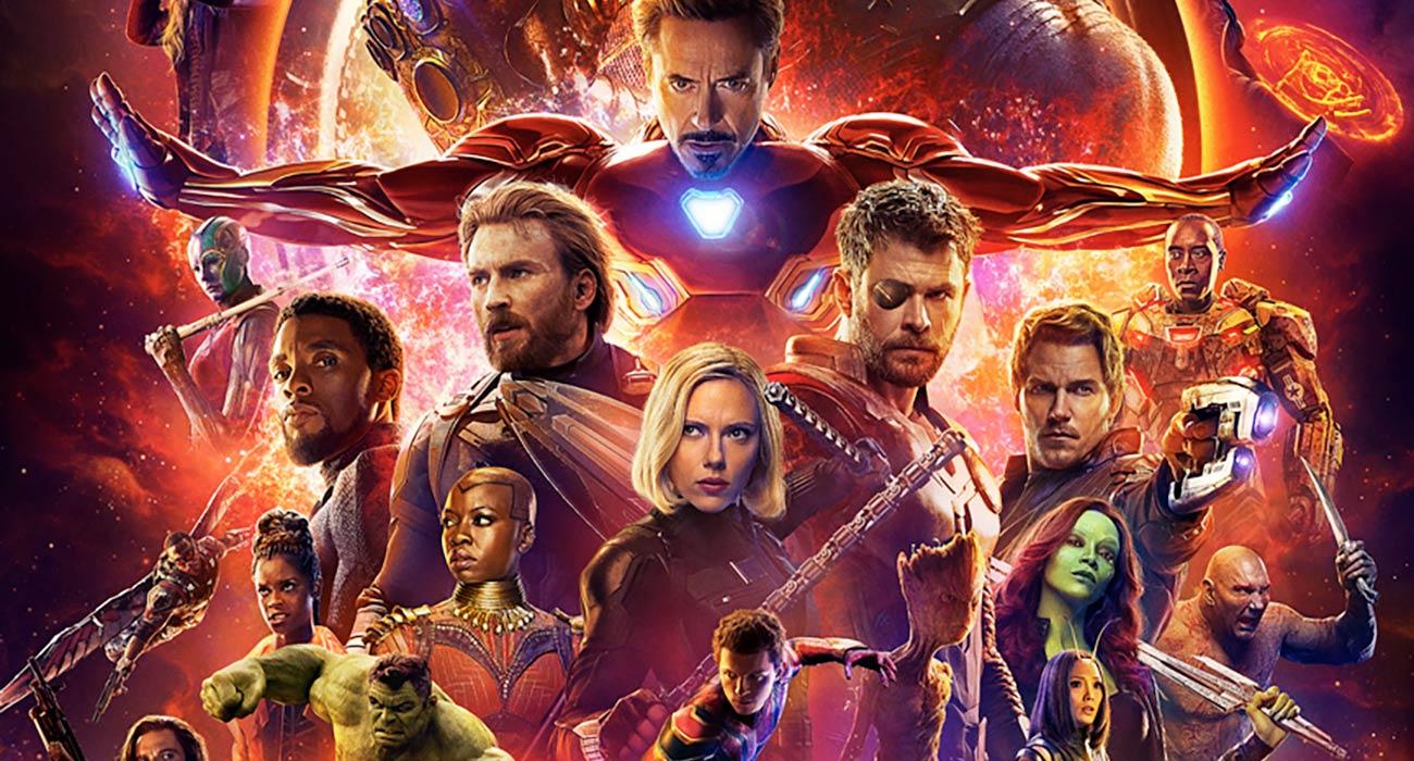 باکس آفیس: Avengers: Infinity War در آمریکای شمالی رکورد Star Wars: Force Awakens را میشکند