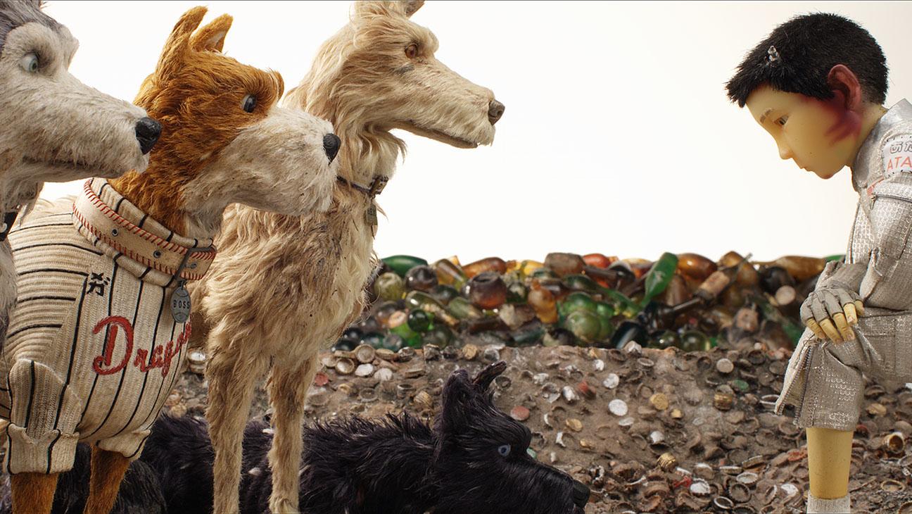 جزیره سگ ها - وس اندرسون