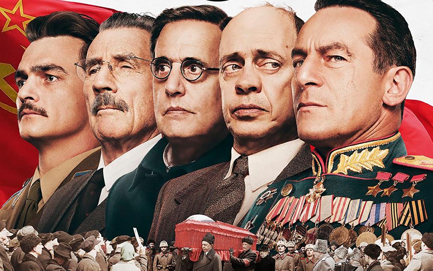 معرفی و بررسی فیلم The Death of Stalin: کمدی سیاهی درباره واقعیتی عجیبتر از افسانه