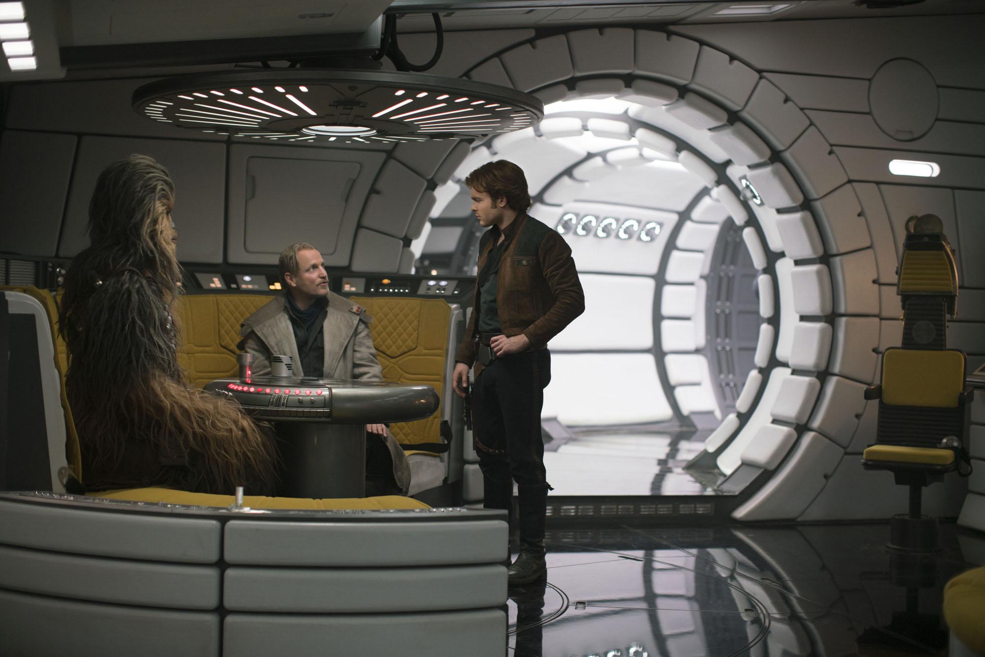 «Solo: A Star Wars Story» برای اولین بار در جشنواره فیلم کن به نمایش درمیآید