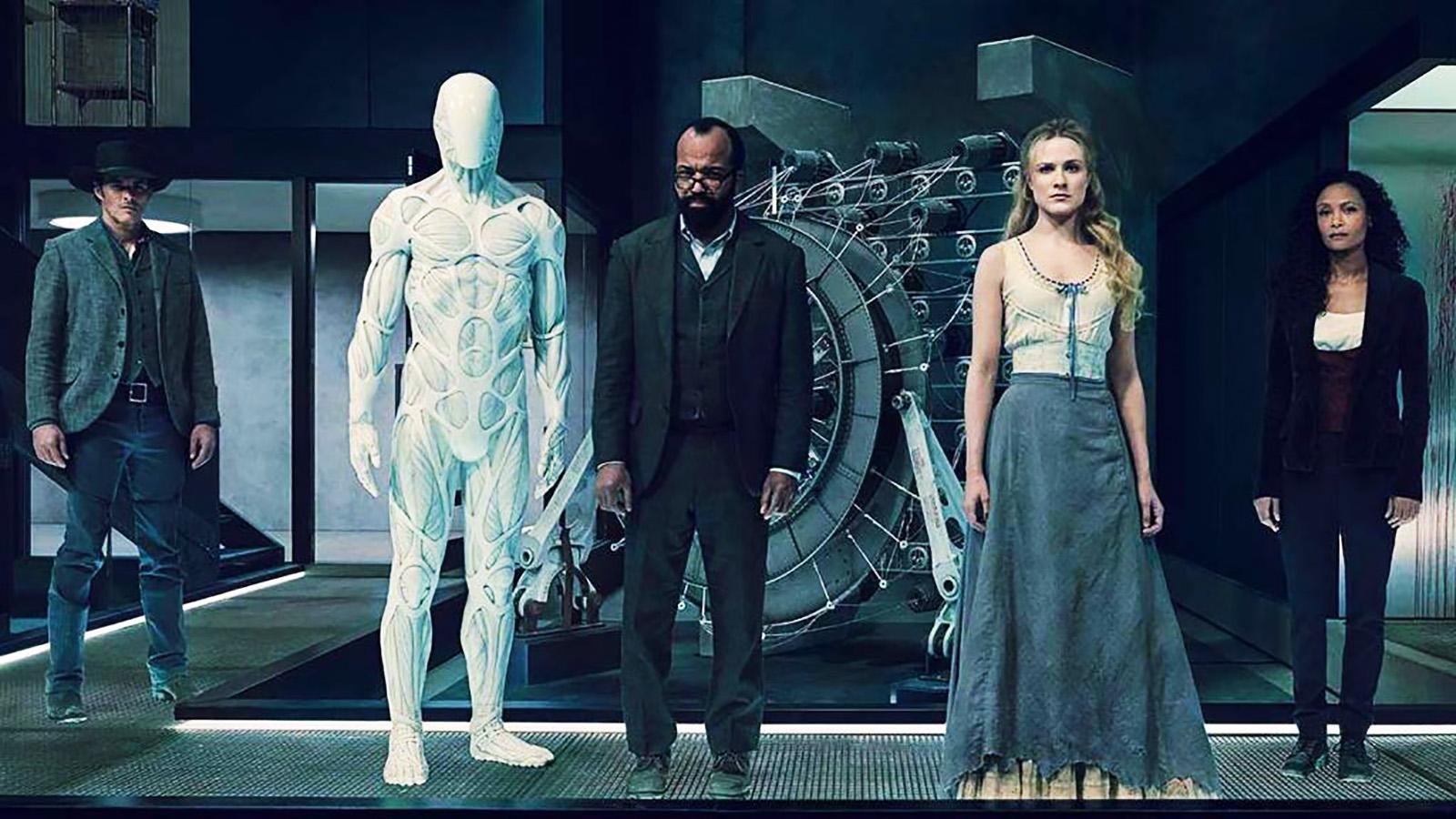 آنونس فصل دوم سریال Westworld: زمان حسابرسی فرا رسیده است.
