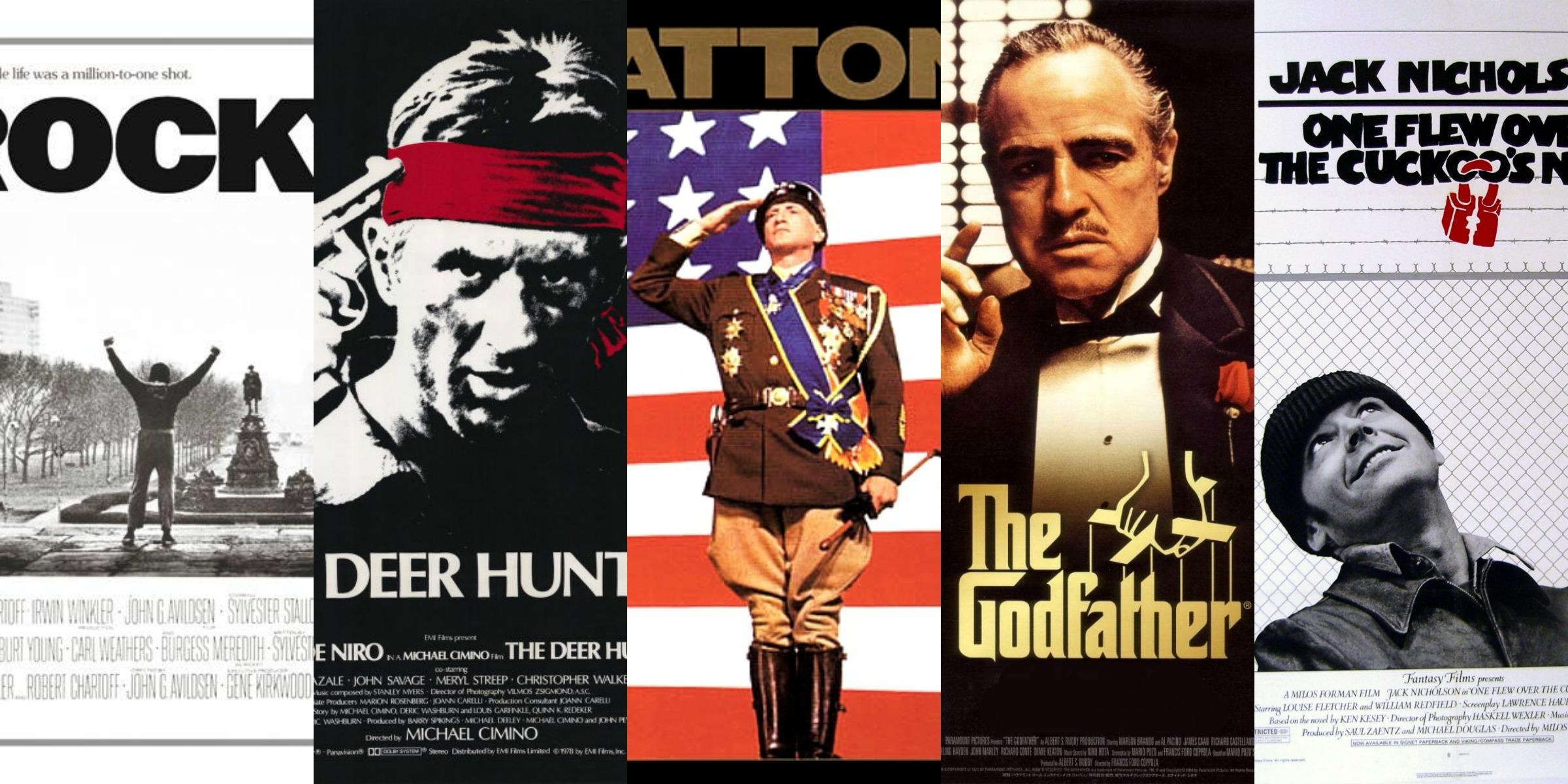 """برندگان اسکار """" بهترین فیلم """" از ۱۹۷1 تابهحال ـ قسمت اول"""