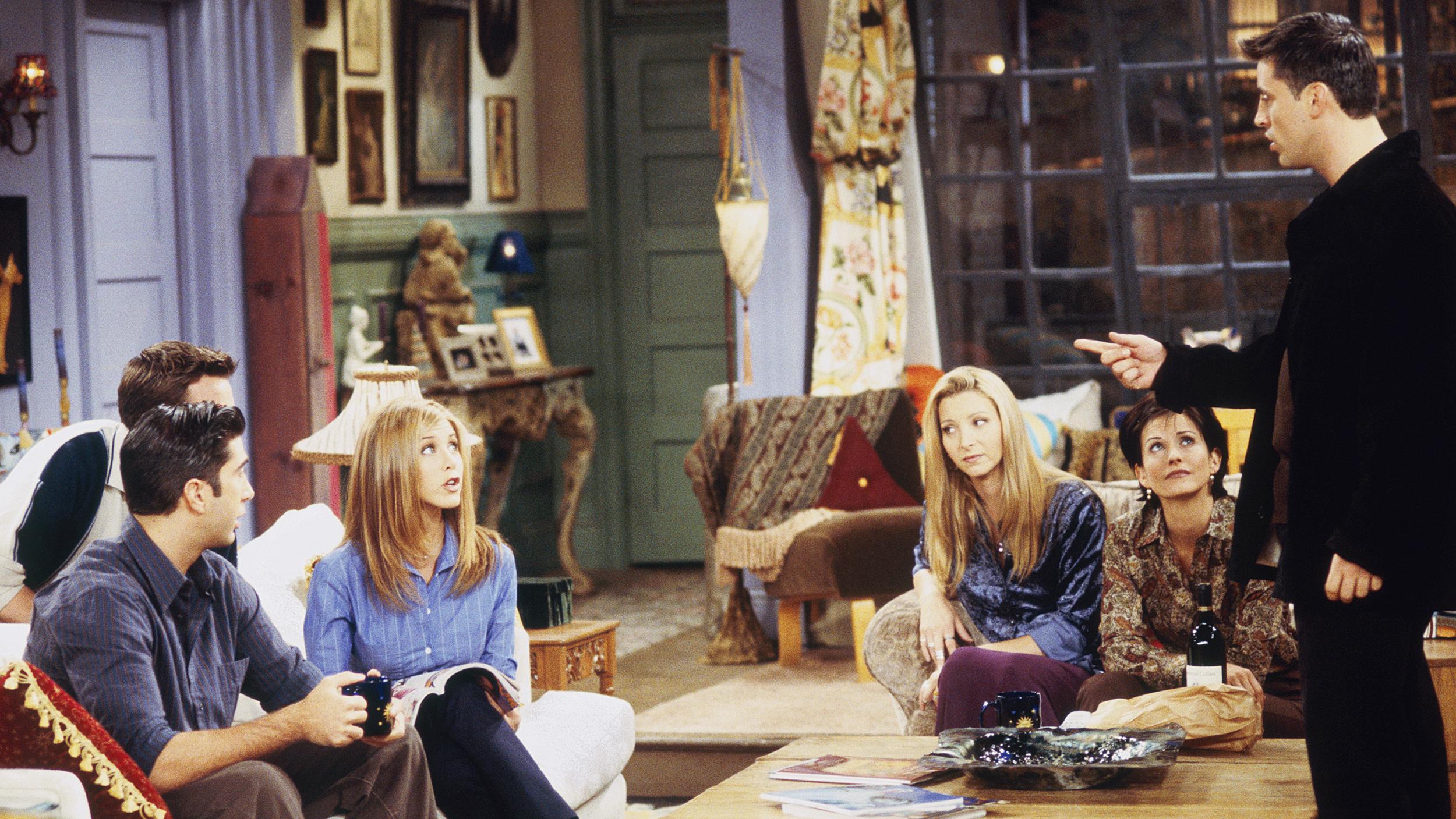 ۱۰ حقیقتی که احتمالا در مورد سریال Friends نمیدانستید