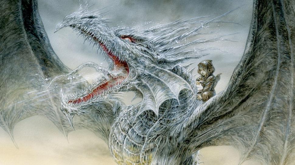 The Ice Dragon نوشتهی جورج آر. آر. مارتین تبدیل به انمیشن خواهد شد