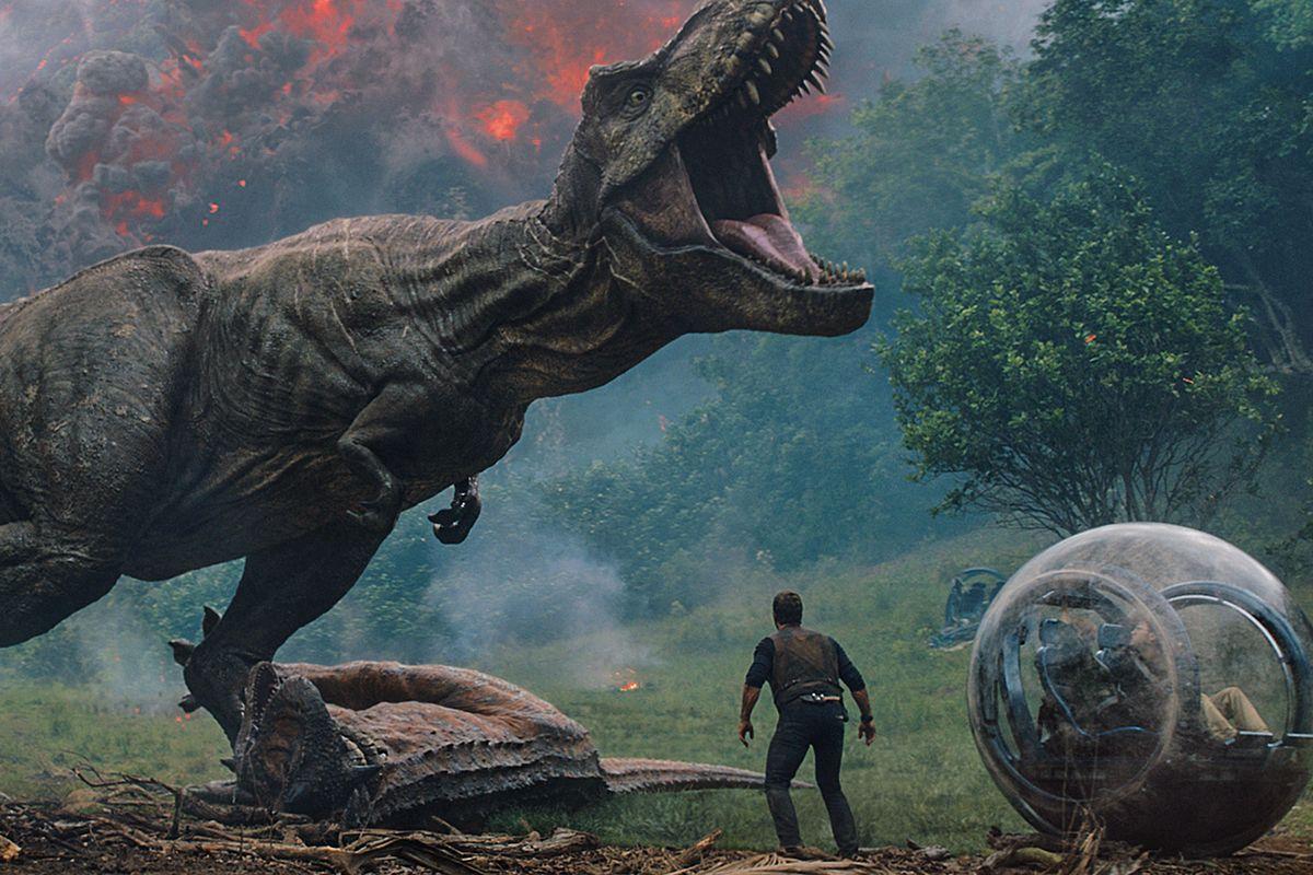 باکس آفیس: Jurassic World: Fallen Kingdom در آمریکا عملکردی فراتر از انتظار داشت
