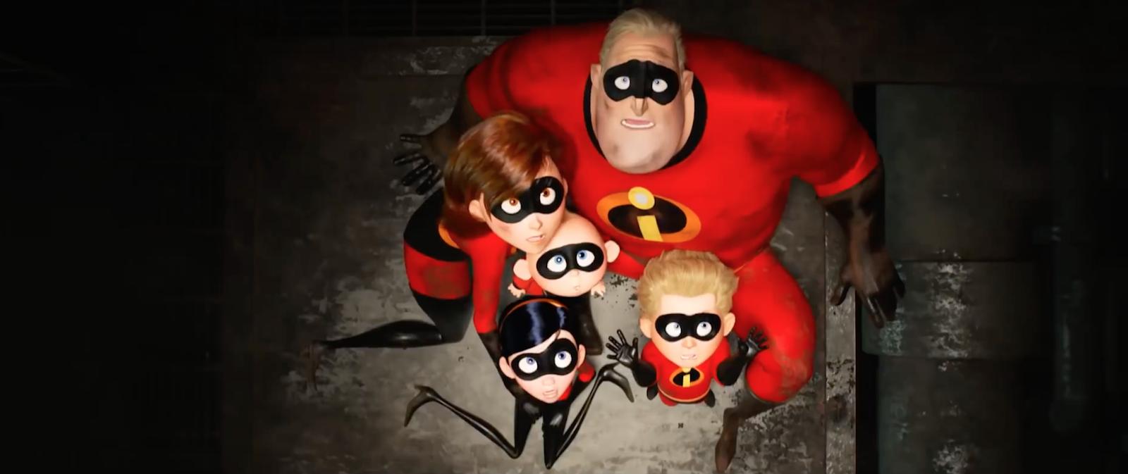 بررسی Incredibles 2: این انیمیشن حال شما را در این دنیای جدی بهتر میکند