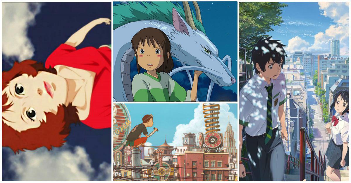 ۱۰ انیمه برتر قرن بیست و یکم به انتخاب مؤسسه فیلم بریتانیا BFI