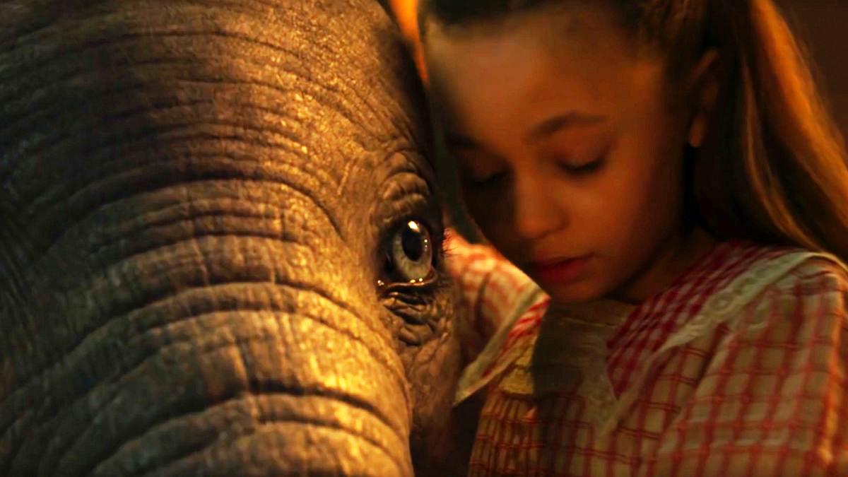 آنونس فیلم Dumbo آخرین اثر تیم برتون