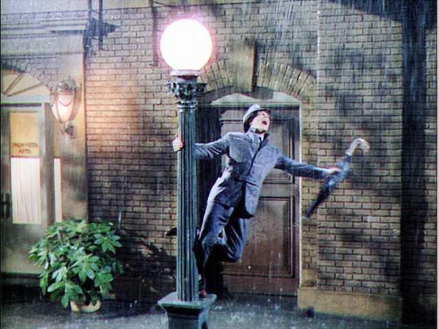 آواز در باران