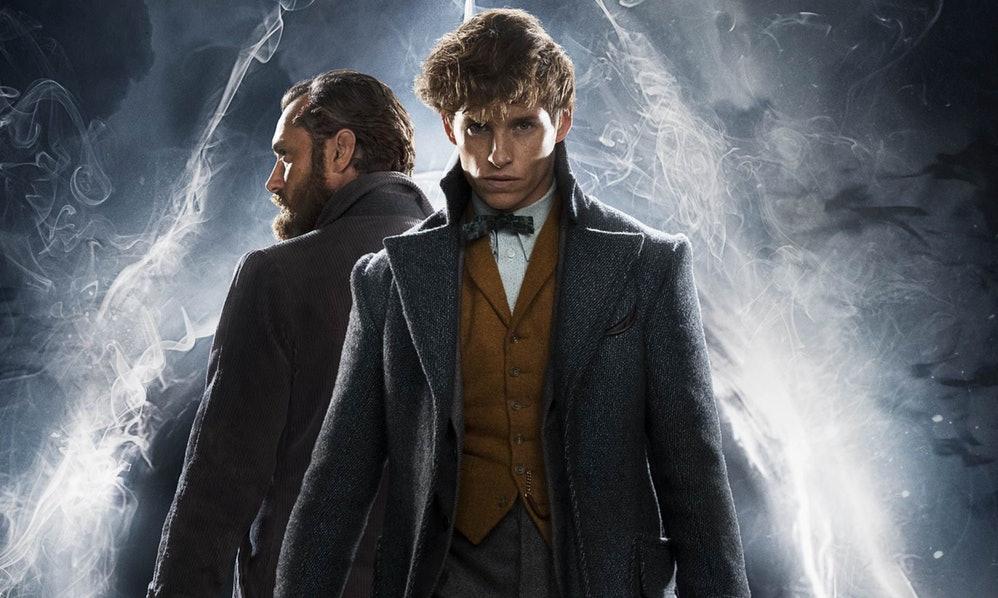 آنونس Fantastic Beasts 2: جانی دپ در The Crimes of Grindelwald میدرخشد