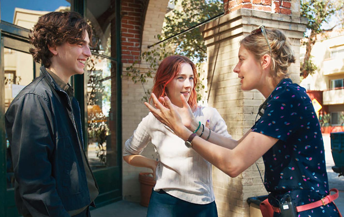 گرتا گرویگ فیلم «زنان کوچک» را کارگردانی میکند