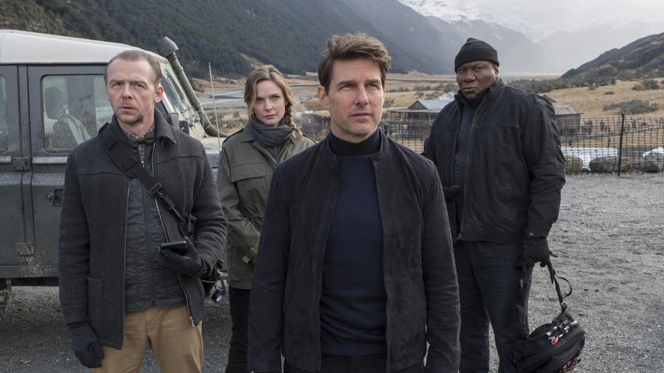 باکس آفیس آخر هفته: Mission: Impossible — Fallout رکورد بهترین فروش این مجموعه را میشکند