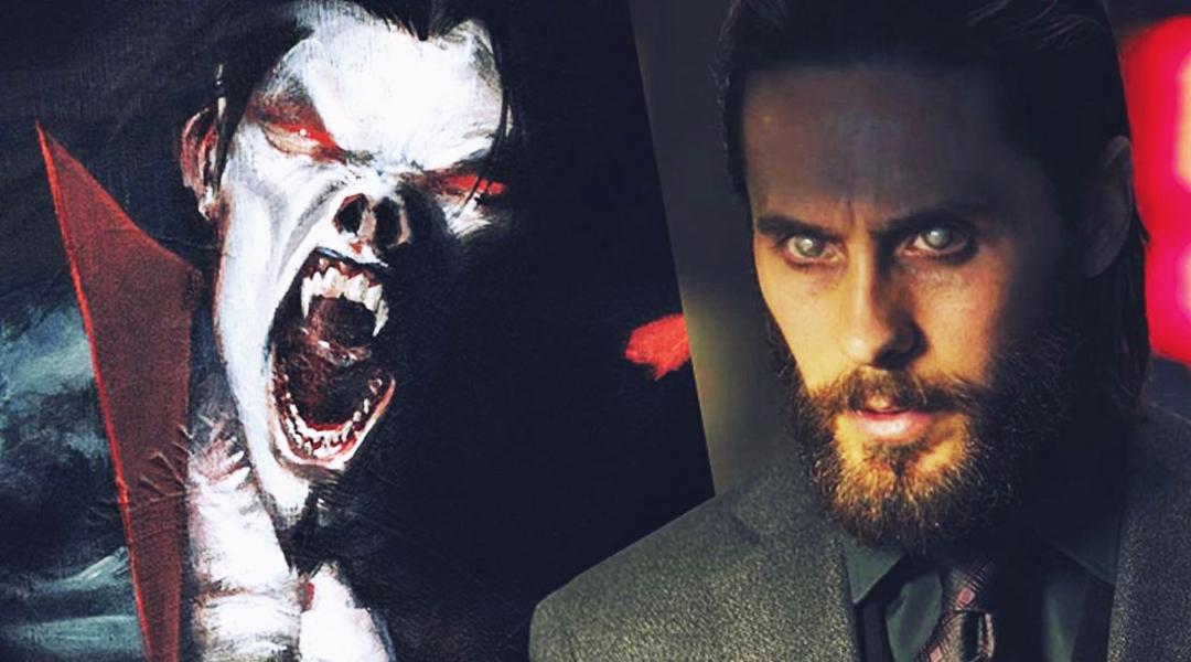 جرد لتو در نقش شیمیدان خونآشام در Morbius