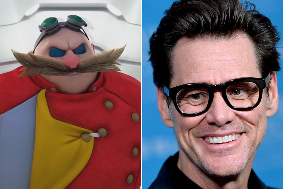 احتمال بازی جیم کری در فیلم Sonic the Hedgehog
