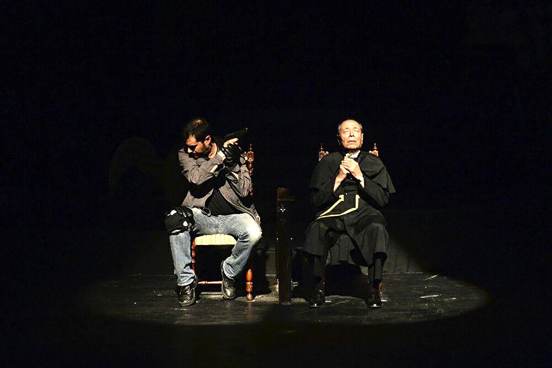 فیلم تئاتر «اعتراف»: یک انتقام مسخ کننده