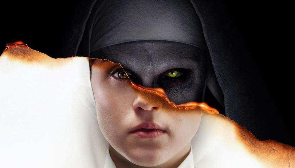 یوتیوب تبلیغ فیلم The Nun را حذف کرد