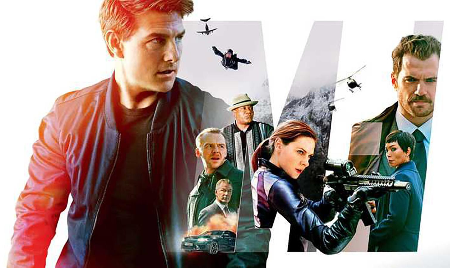 معرفی و نقد Mission: Impossible — Fallout: بازهم تام کروز و صحنههای نفسگیر