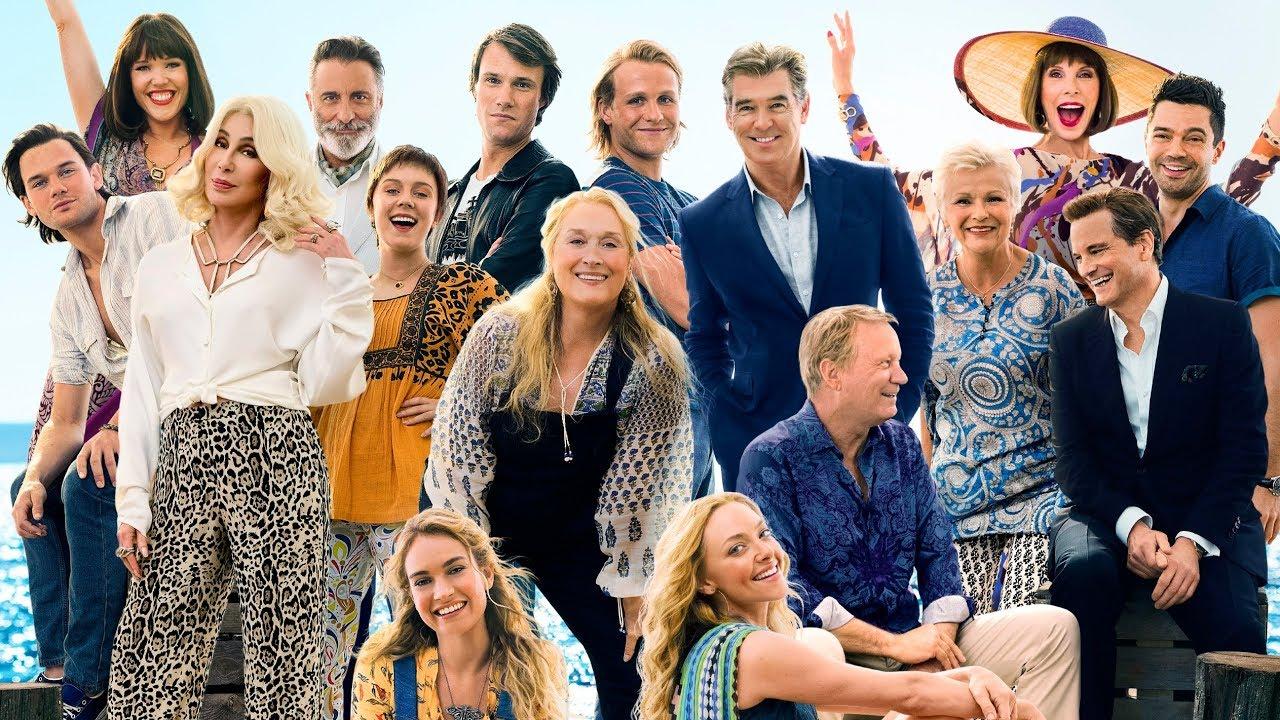 نقد و بررسی Mamma Mia! Here We Go Again؛ دنبالهای قوی و خلاق از فیلم سال ۲۰۰۸