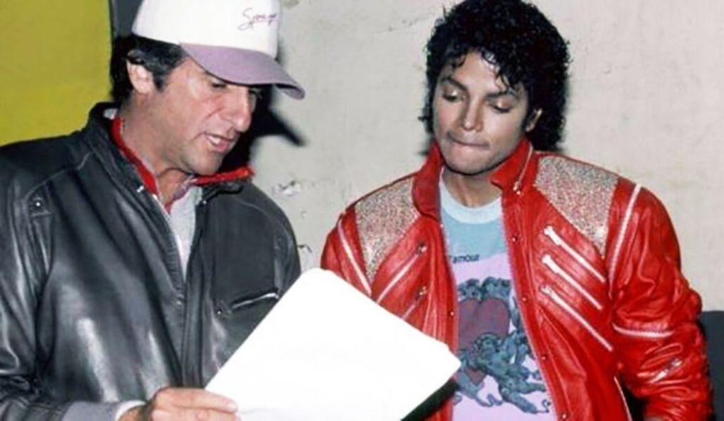 باب گیرالدی و مایکل جکسون