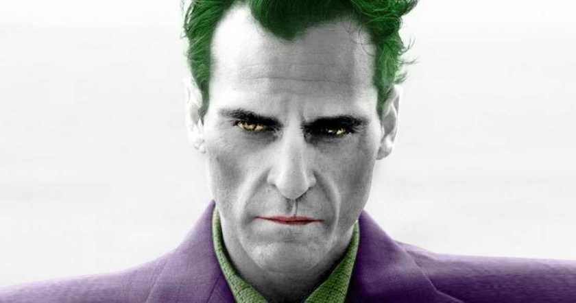خواکین فینیکس برای فیلم Joker حسابی وزن کم کرده است