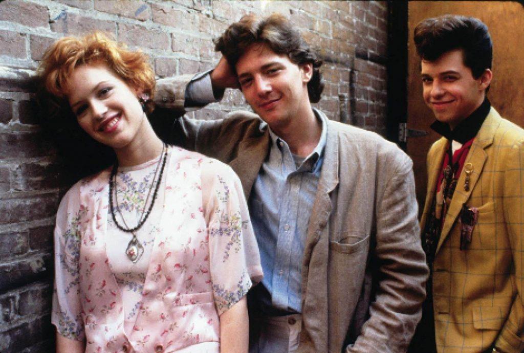 Pretty In Pink دهه 80 - موسیقی فیلم