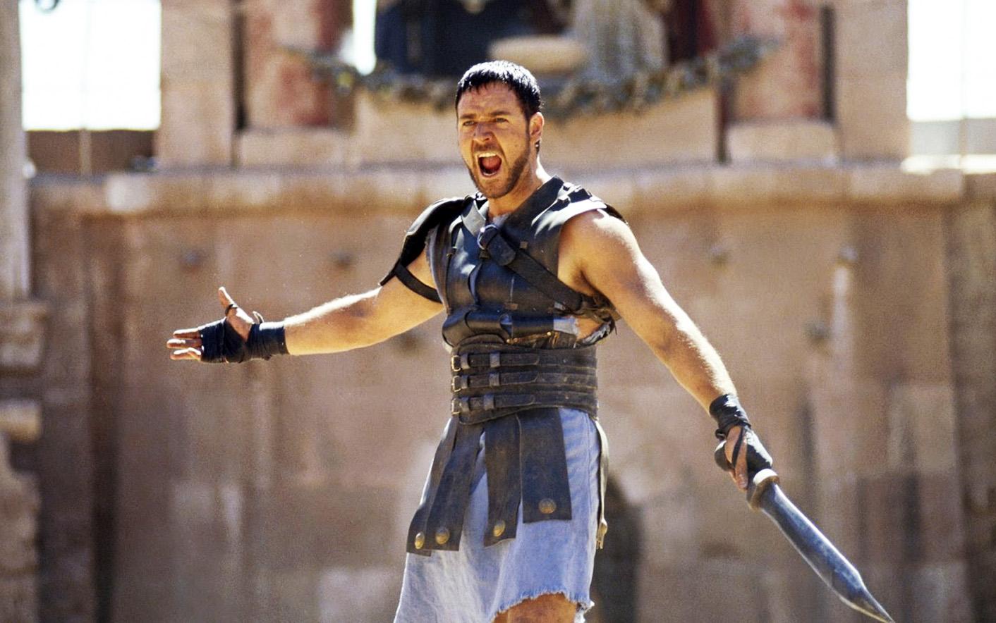 ۱۵ حقیقت جالب در مورد فیلم Gladiator