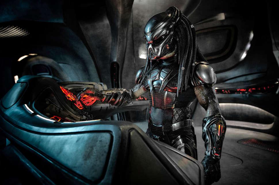 باکس آفیس آخر هفته: The Predator در صدر قرار گرفت