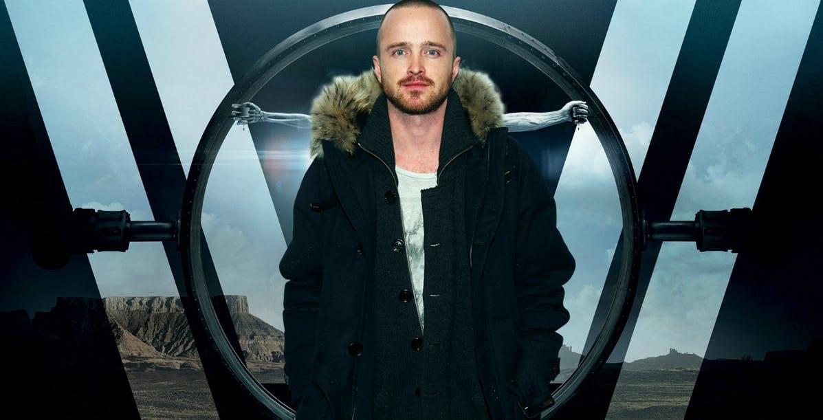 آرون پال به Westworld میپیوندد