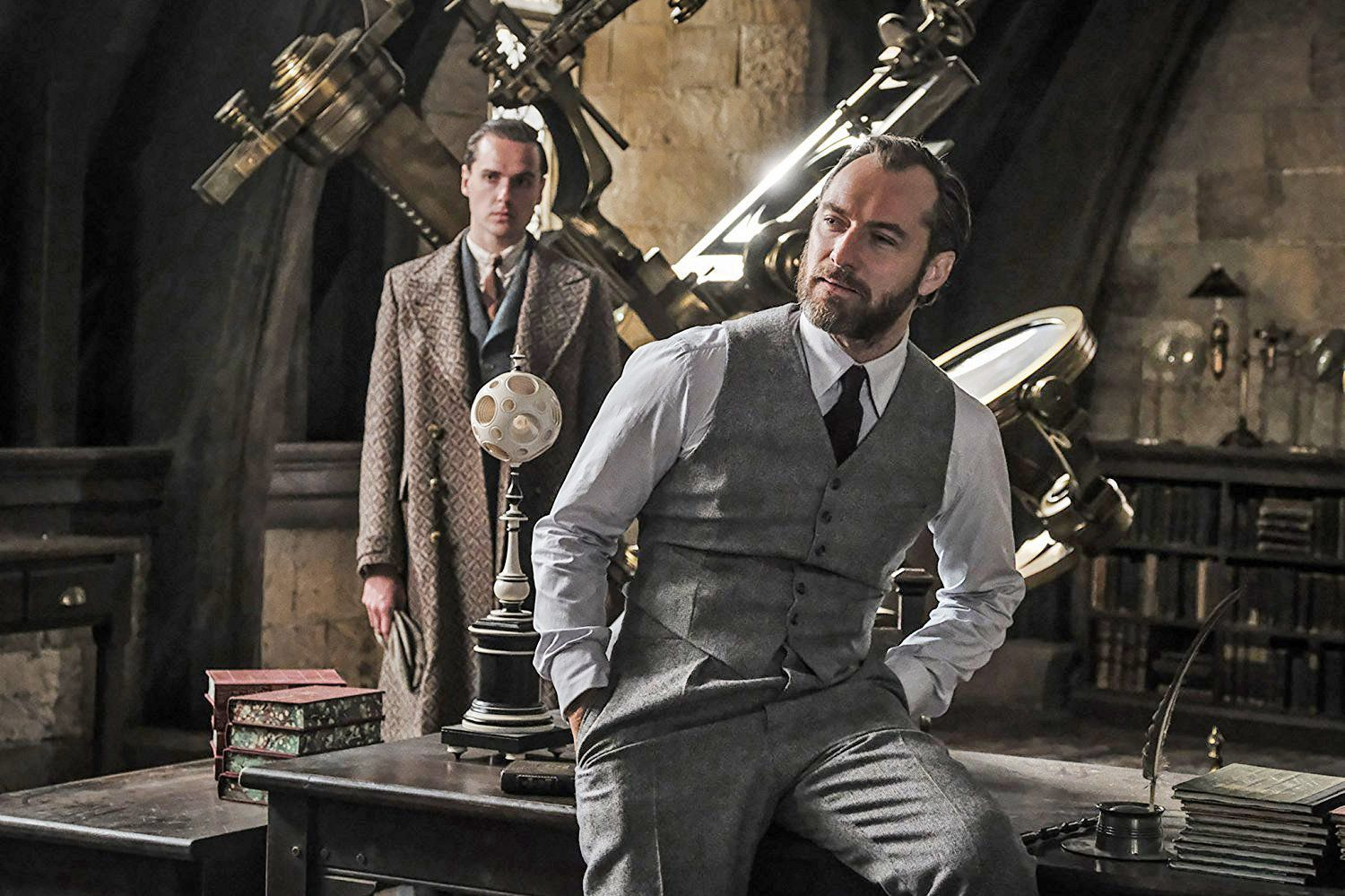 تازه‌ترین آنونس Fantastic Beasts: The Crimes of Grindelwald