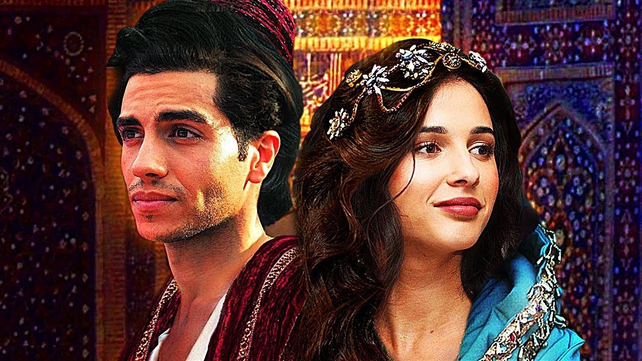 اولین آنونس Aladdin را تماشا کنید