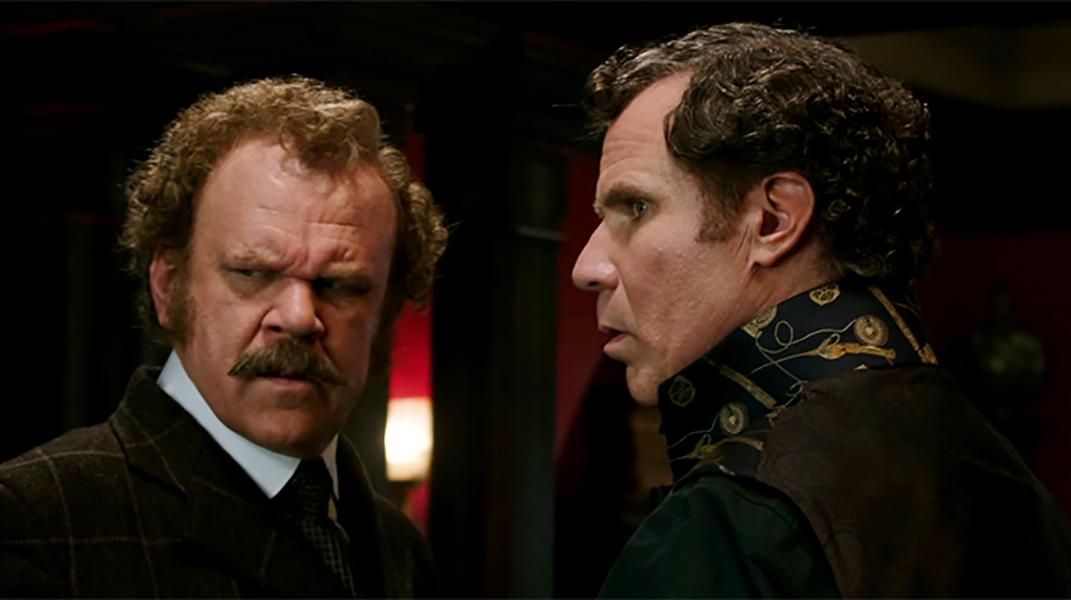آنونس جدید کمدی Holmes and Watson با بازی ویل فرل و جان سی ریلی را ببینید