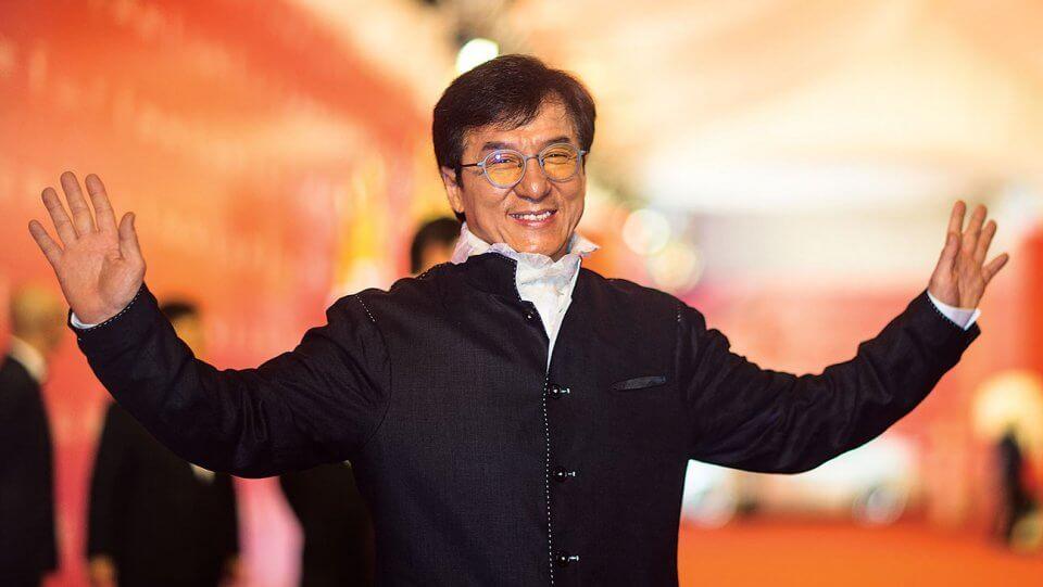 جکی چان صدای بازیگر انیمیشن