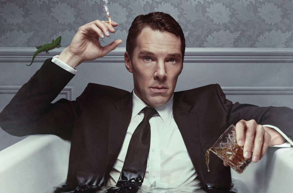 درخشش بندیکت کامبربچ در نقش یک اشرافی انگلیسی معتاد در مجموعه تلویزیونی Patrick Melrose