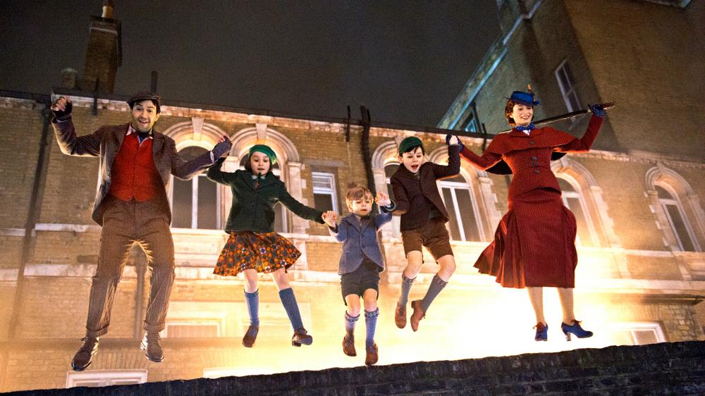 آنونس جدید Mary Poppins Returns را تماشا کنید