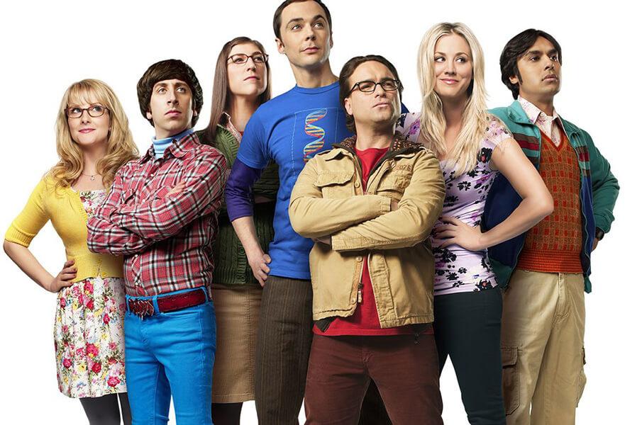 بهترین قسمت های سریال تئوری بیگ بنگ  The Big Bang Theory