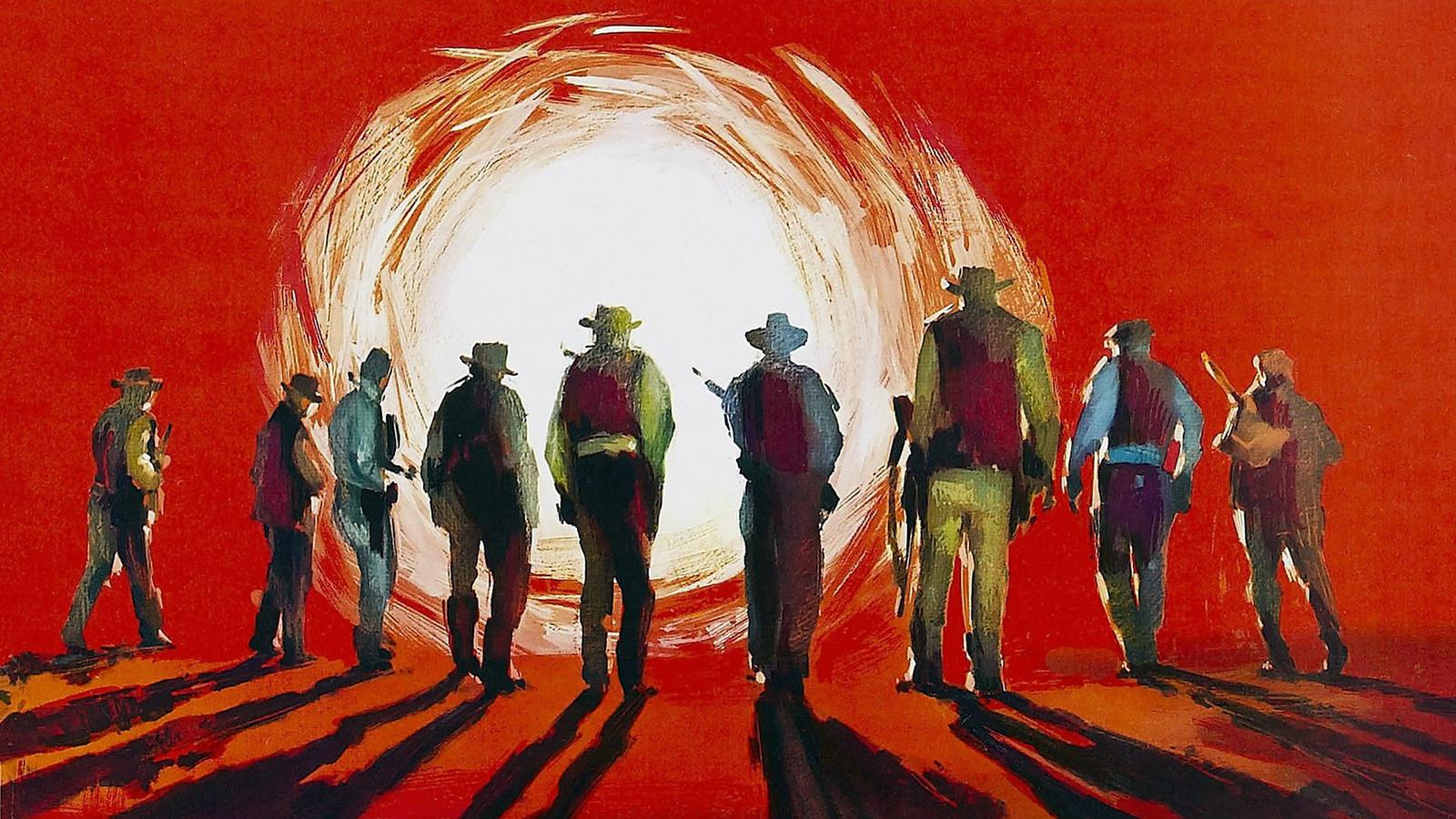 درباره نمایشگاه نقاشی تهمینه میلانی: کاهنان معبد مقدس یا مهمانان ناخوانده