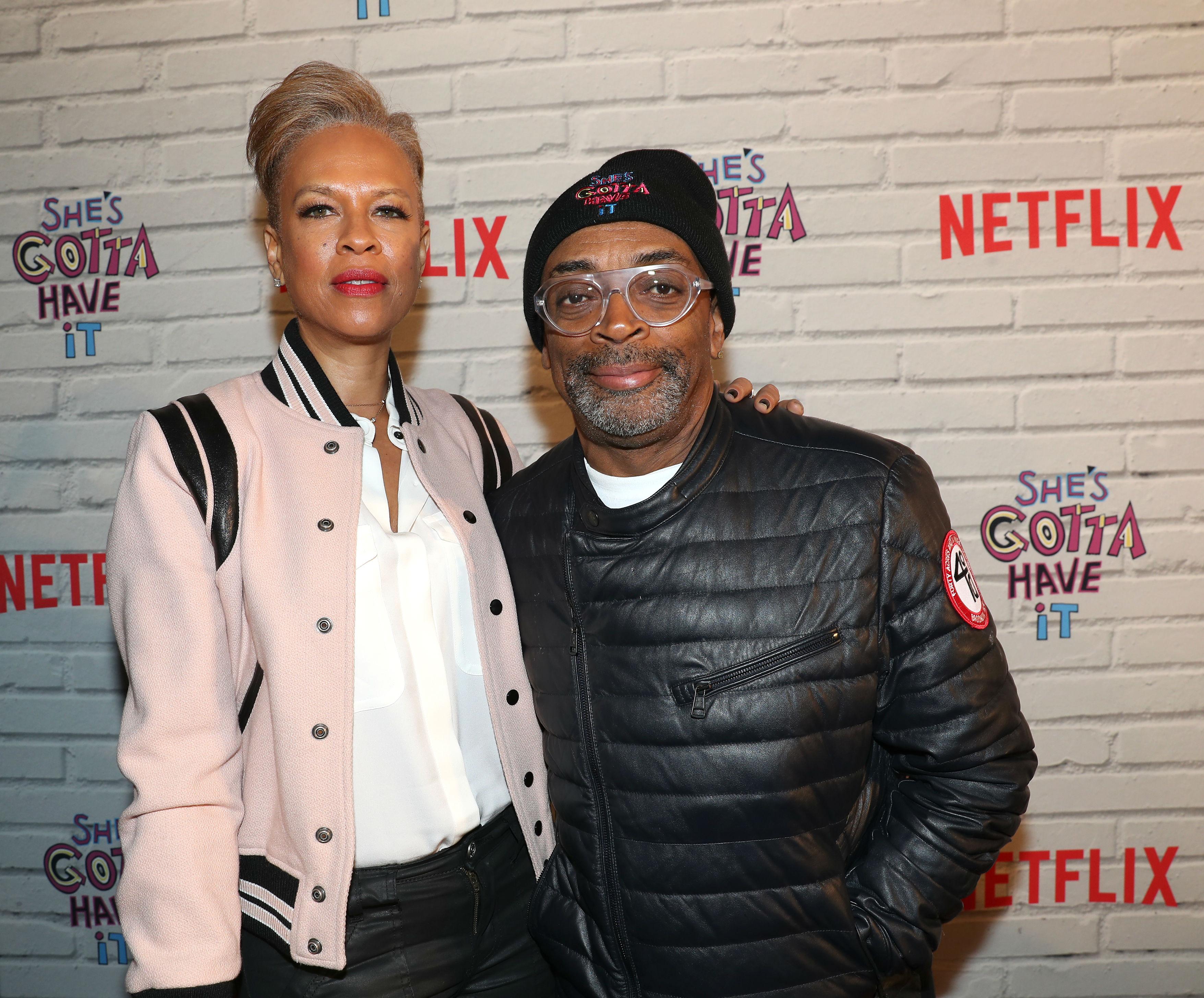 اسپایک لی در مورد همکاریاش با شبکه Netflix میگوید.