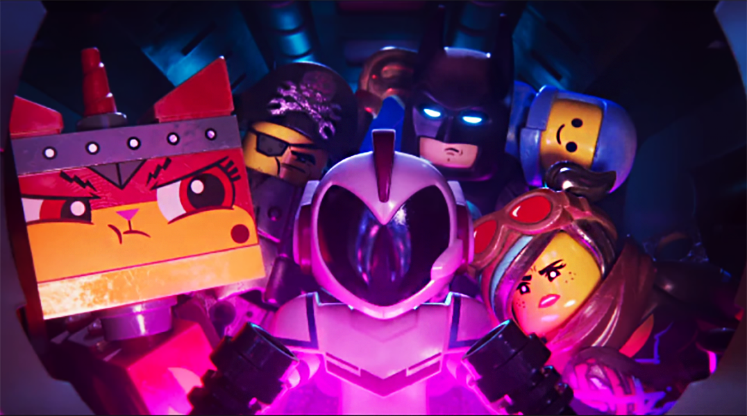 آنونس The Lego Movie 2: The Second Part را تماشا کنید