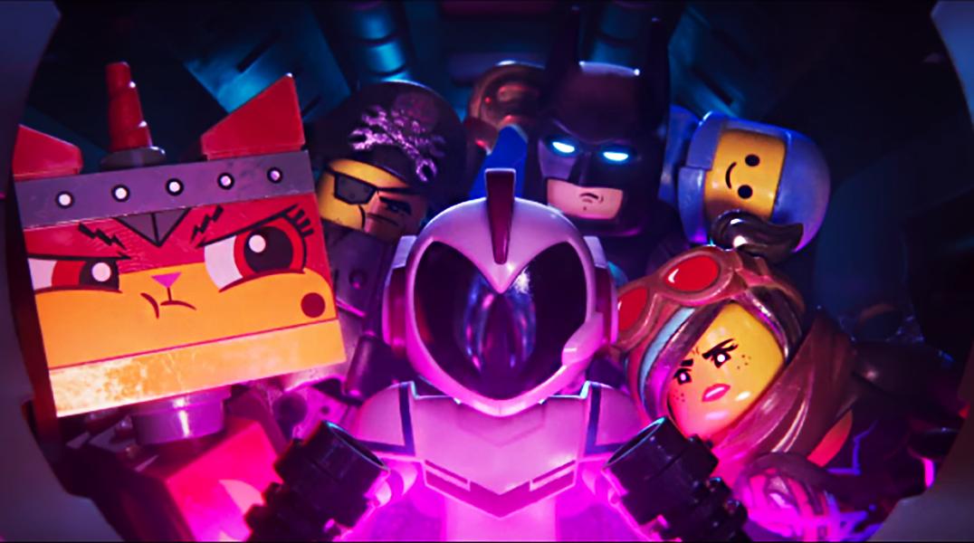 آنونس The Lego Movie 2: The Second Part را تماشا کنید