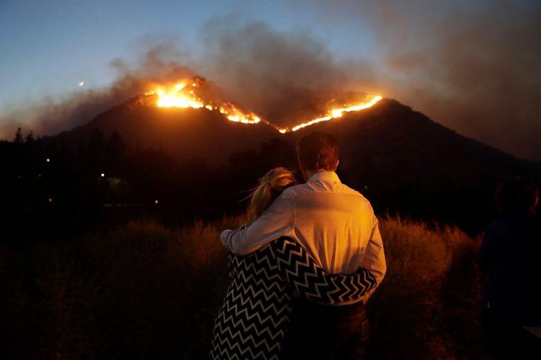 پارامونت رنچ، لوکیشن سریال وستورلد در آتش سوخت