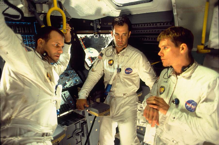 آپولو 13 فضایی