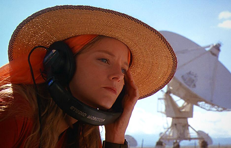 تماس فضایی