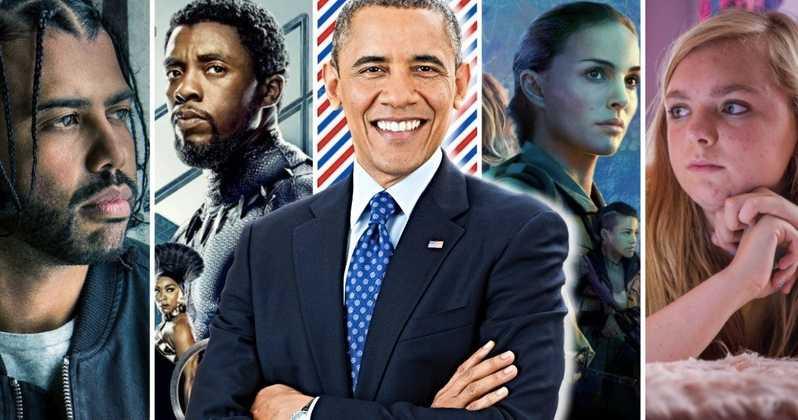 لیست جالب فیلمهای موردعلاقه باراک اوباما در سال ۲۰۱۸