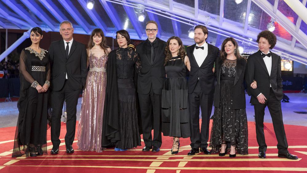 تقدیر از رابرت دنیرو در جشنواره فیلم مراکش