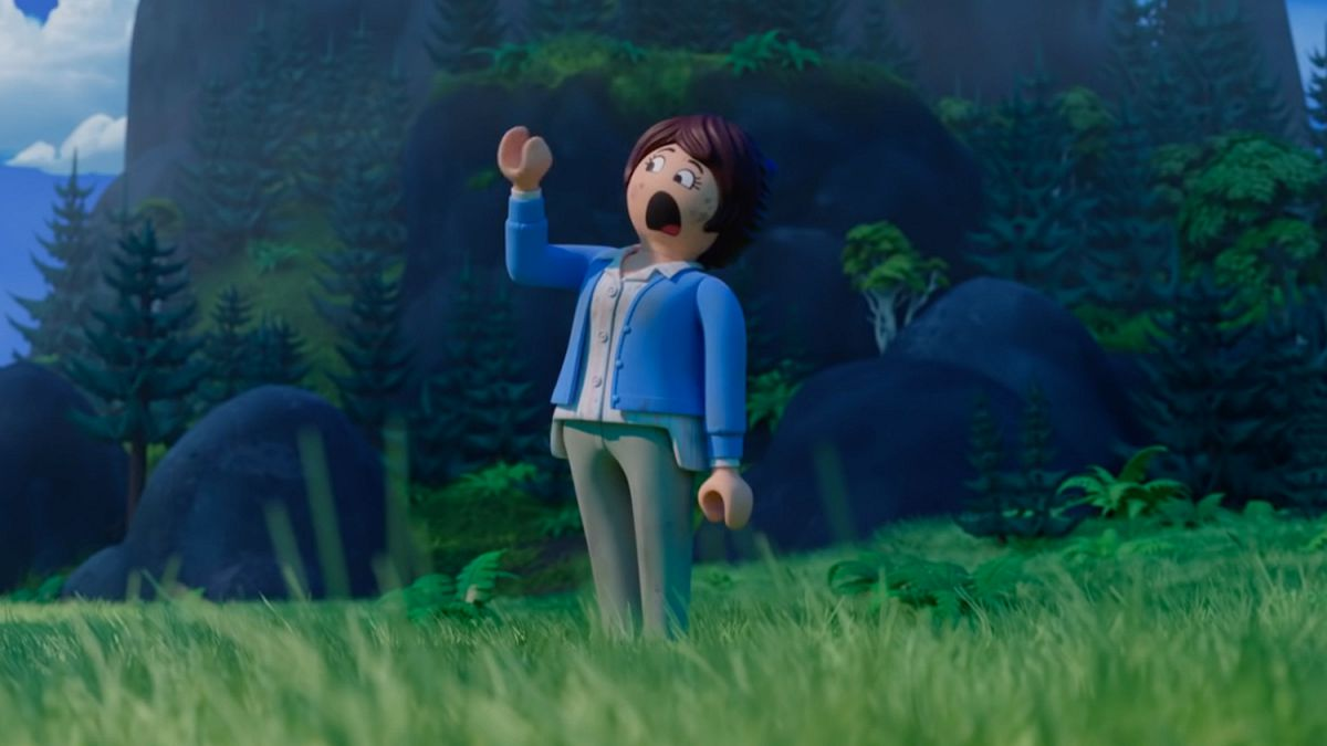 آنونس Playmobil: The Movie را تماشا کنید