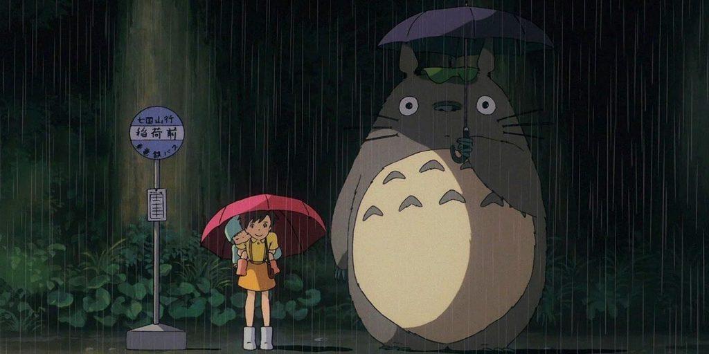 همسایه من توتورو - میازاکی