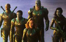عکسهای جدید از صحنهی فیلمبرداری Captain Marvel