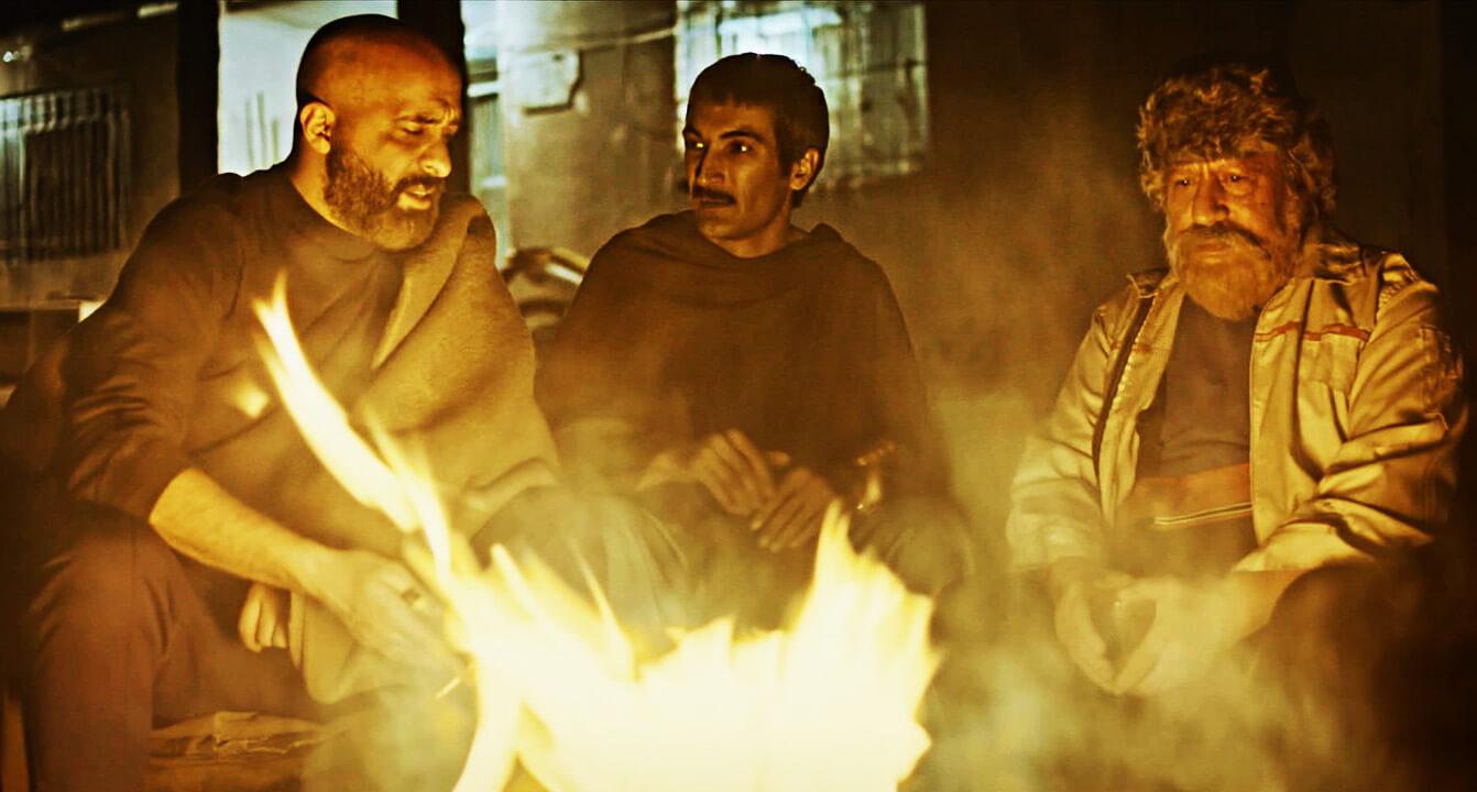 بررسی فیلم حمال طلا – از فرو رفتنها