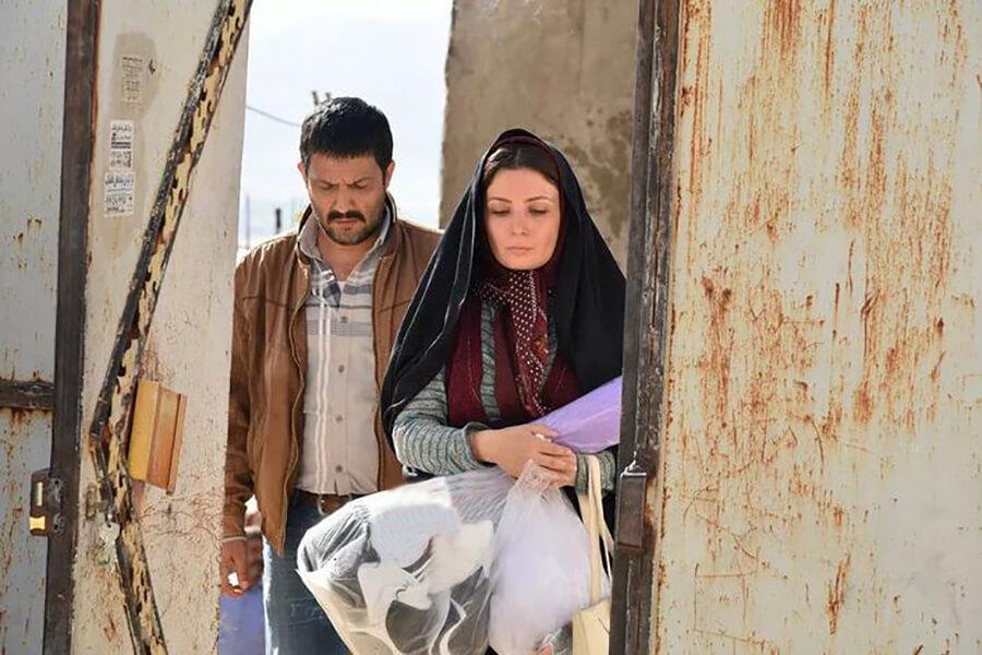 حامد بهداد و زیلا شاهی