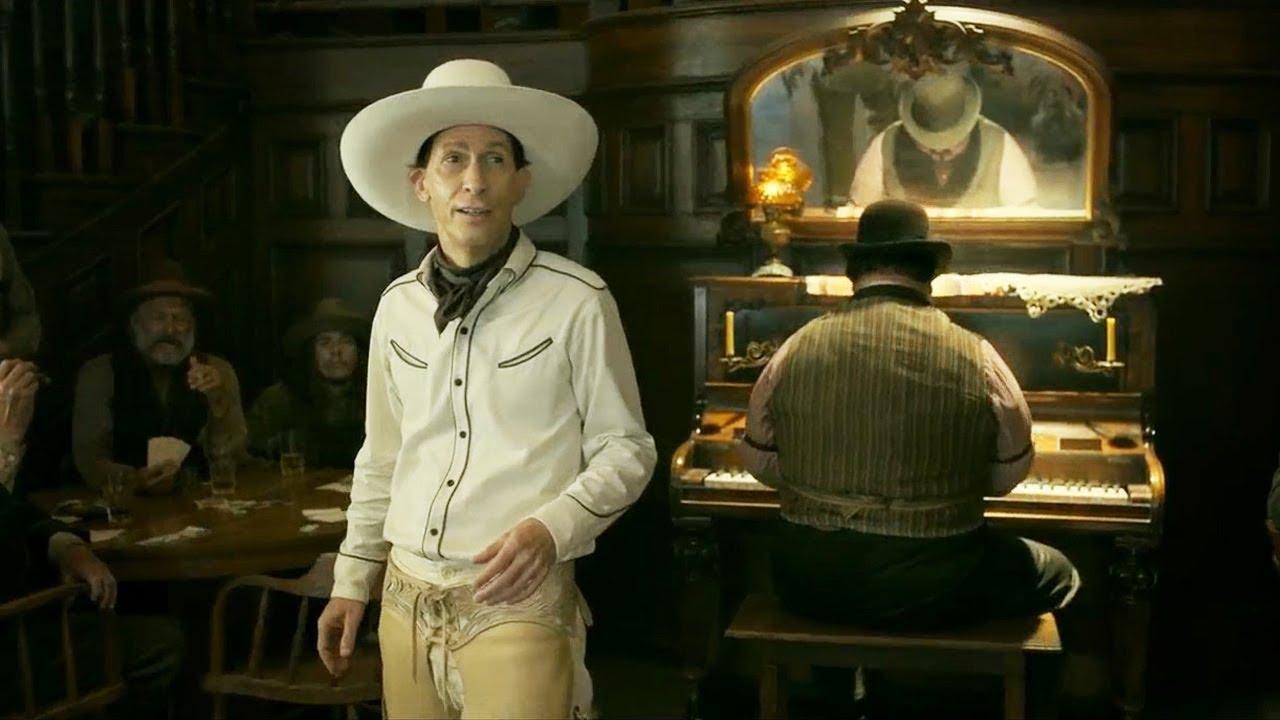 گفتوگویی با تیم بلیک نلسون درباره فیلم The Ballad of Buster Scruggsـ قسمت دوم